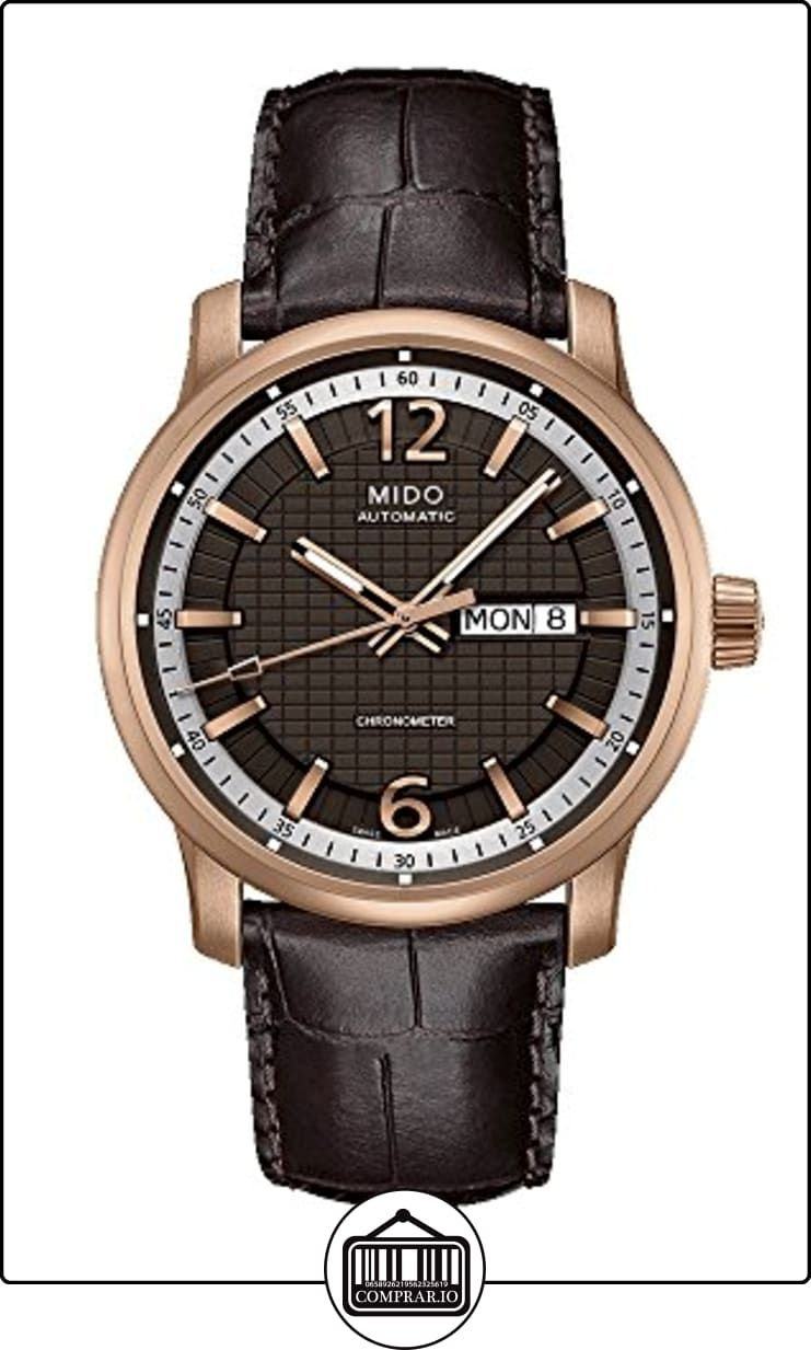76d9377d392d Reloj de pulsera para hombre - Mido M019.631.36.297.00 ✿ Relojes para hombre  - (Lujo) ✿