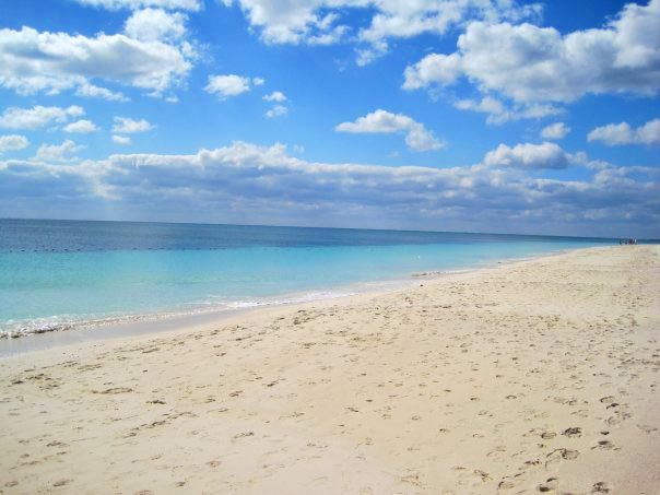 Fortune Beach On Grand Bahama