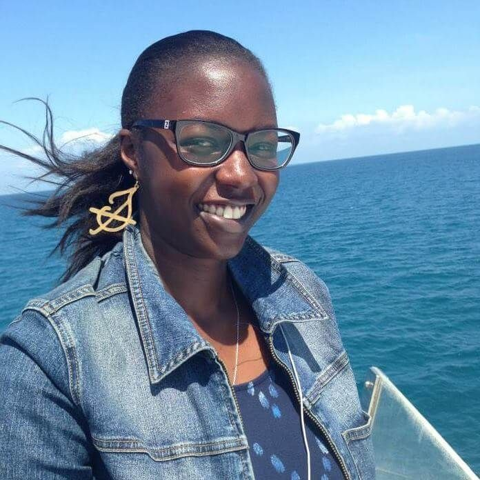 DIANA ODERO: I HAVE HAD YEARS OF PRACTICE TRAVELLING ON A BUDGET