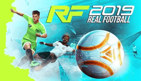 Download Real football 2019 Gameloft Java Jar Football