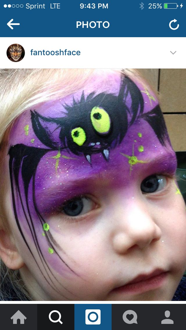 Pin by Jessica N Eric Drew on Facepaint | Face painting