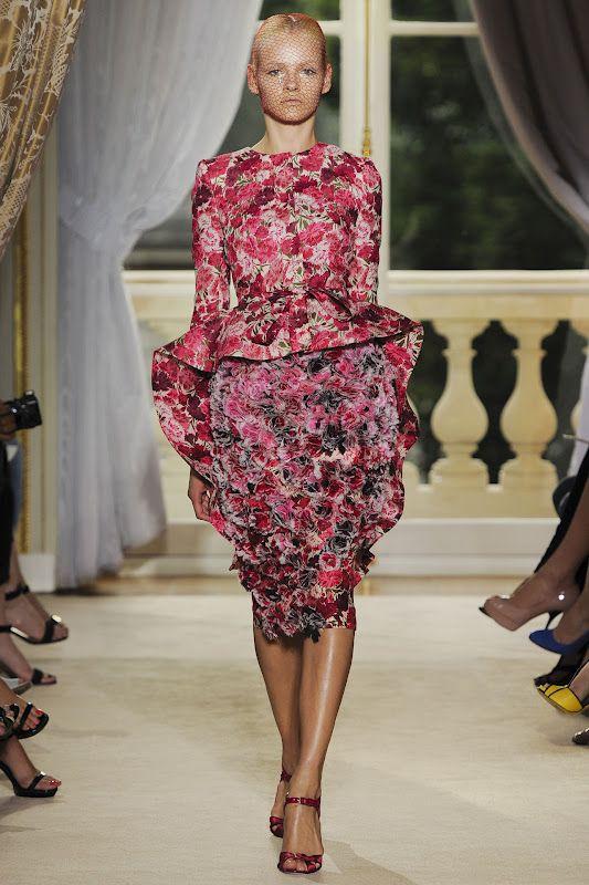 GIambattista Valli Fall Couture