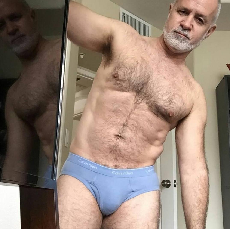 Beefy Furry Daddy Maduros Pinterest Hairy Men Bear