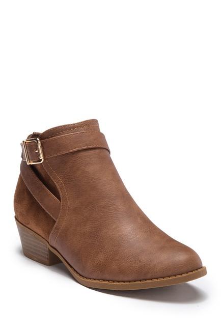 Top Moda | Vesper Strappy Ankle Bootie #nordstromrack