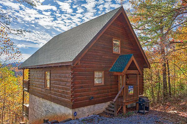 Brink Of Heaven Deluxe 2 Bedroom Gatlinburg Cabin Rental