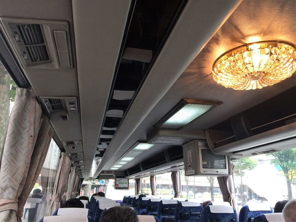 Ichinosekibus 10 R 高速バス バス 仙台