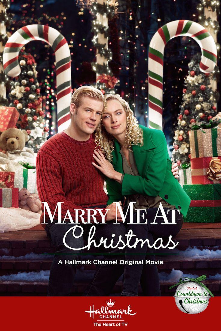 Marry Me At Christmas 2019 Marry Me at Christmas   Trevor Donovan and Rachel Skarsten kicks
