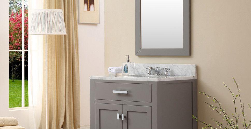 Vanities Under Tiny House Ideas Pinterest Single Vanities - Bathroom fixtures and vanities