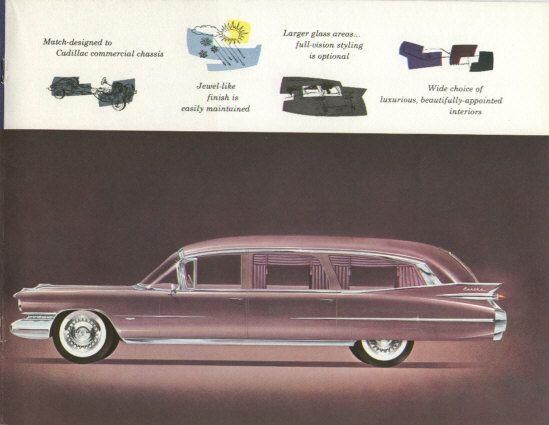 1959 Eureka Cadillac Hearse