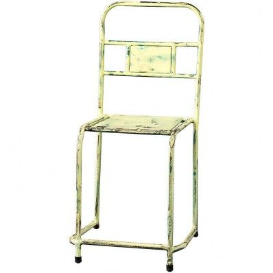 Early Settler Franklin Stacking Chair Cream