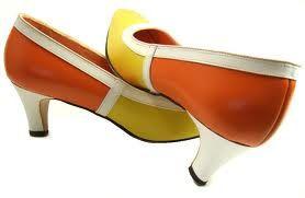 vintage 60s shoes