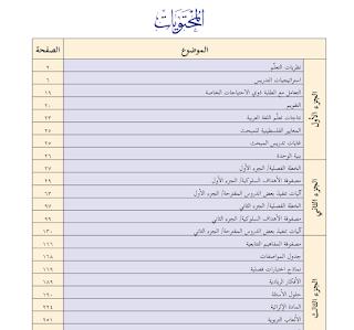 دليل المعلم لمبحث اللغة العربية للصف الخامس الاساسي الفصلين الاول والثاني Blog Posts Bullet Journal Blog