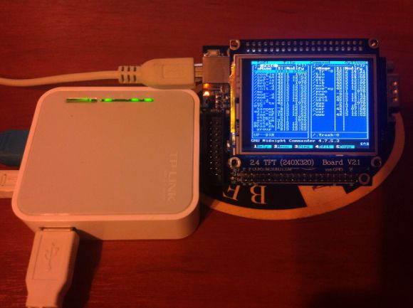 Adding An Lcd Screen Terminal For Tp Link Routers Tp Link Router Tp Link Embedded Linux