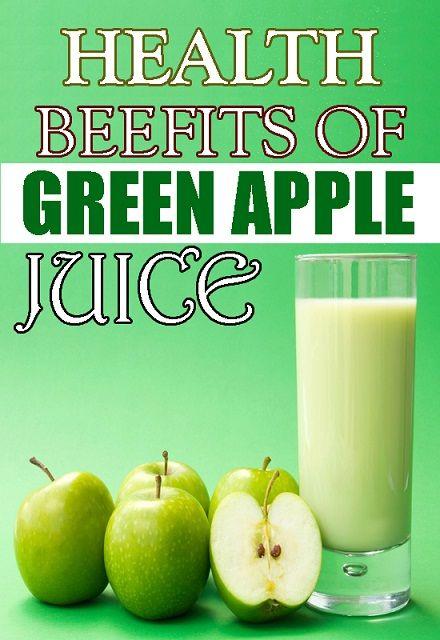Green Apple Juice Benefit