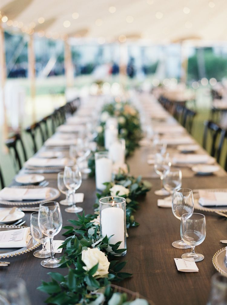 25 Elegant Greenery Tent Table Place Cards For Wedding Thanksgiving Christmas...