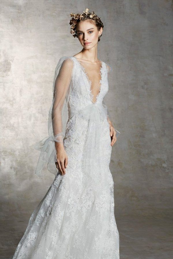 Die schönsten Modelle der Brautkleider 2018-2019 - Fotoauswahl ...