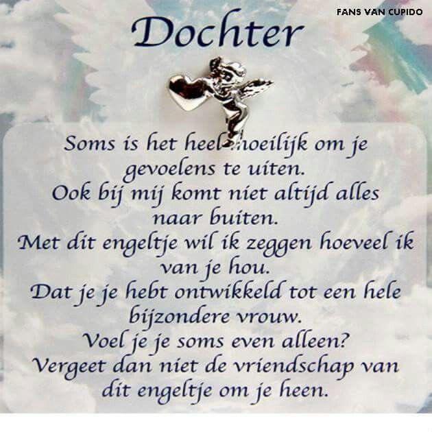 dochter spreuken Dochter. | spreuken   Daughter, Love my kids en Poems dochter spreuken