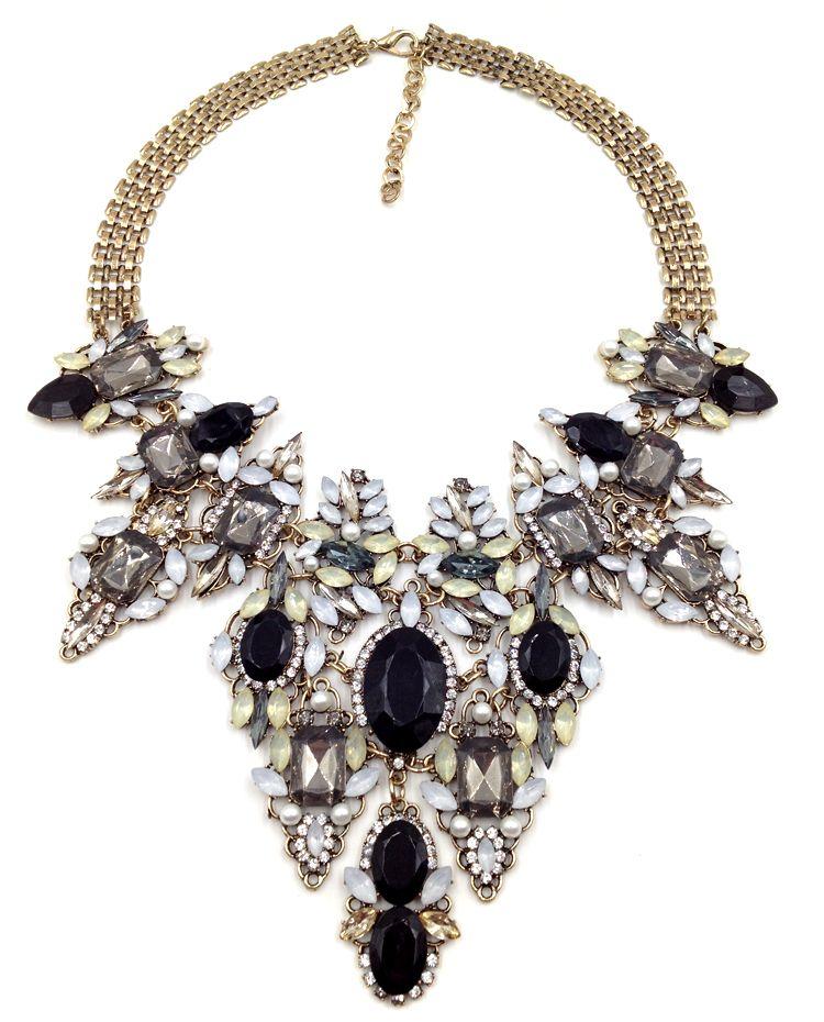 1c491f661b1d Maxi Collar Elegante
