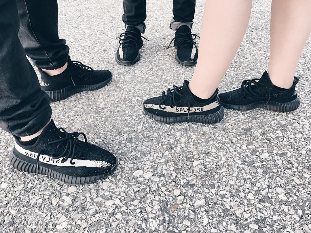 new style 8ba8e e6a7d Whiteoptix - Adidas yeezy boost 350 v2 oreo, Cooper, Green, sneaker by  Kanye West, Crew, squad, hype, hypebeast