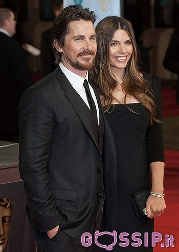 Bafta 2014 Christian Bale. <3