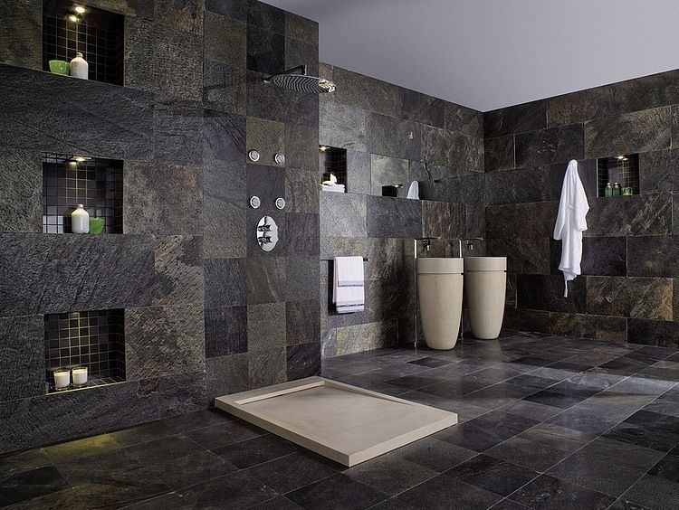 Beau Amazing Bathrooms By Porcelanosa USA