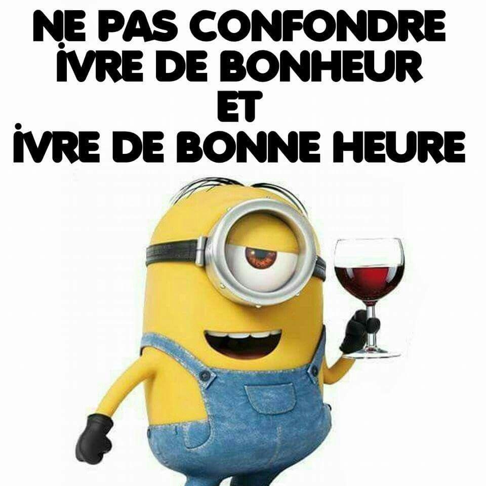 Pingl par mickael roquet sur apero caf pinterest citation minions et vin et fromage - Les minions amoureux ...