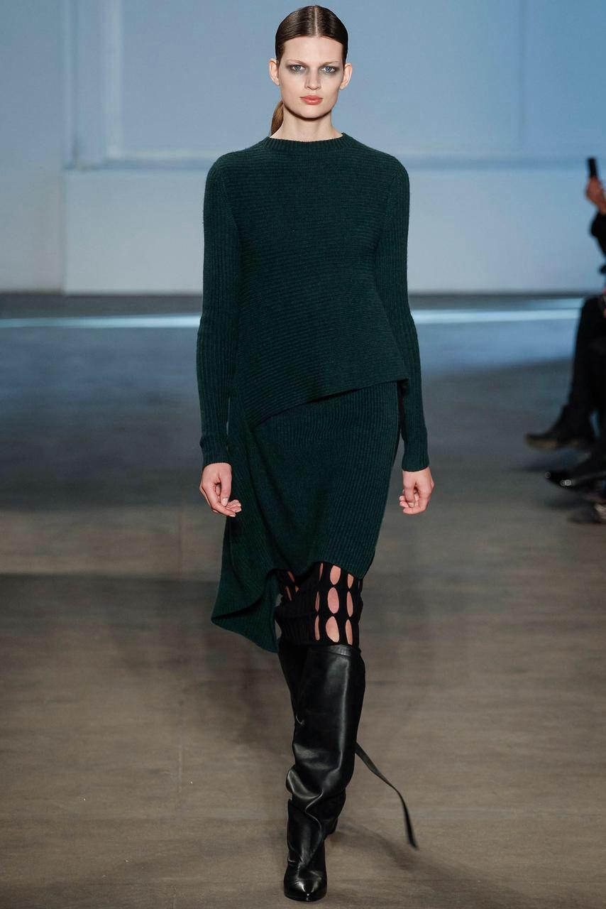 Derek Lam FallWinter 2014-2015 Collection – New York Fashion Week pictures