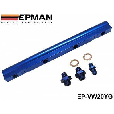EPMAN High Flow Fuel Rail For VW Audi 20V 1 8T Turbo, + fuel