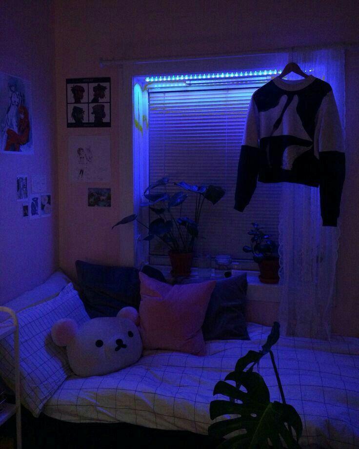 Dream Rooms Aesthetic Blue In 2020