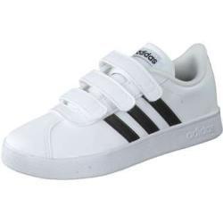adidas Vl Court 2.0 Cmf C Sneaker Mädchen|Jungen weiß adidasadidas