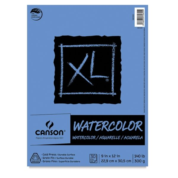 Canson Xl Watercolor Pads Watercolor Paper Marker Paper Brush