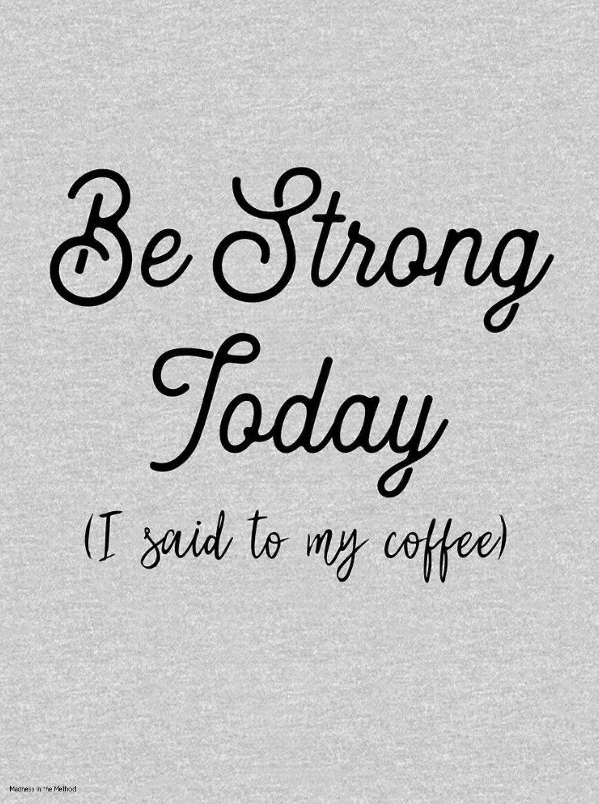 ະ MadnessintheMethod ະ coffee in 2020 Coffee quotes