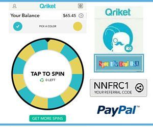 Spin To Win Referral Code