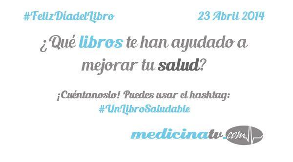 Día del Libro 2014 - MedicinaTV