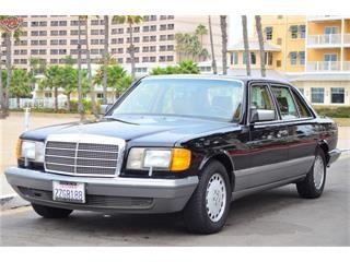 1988 Mercedes-Benz 420SEL for Sale | ClassicCars.com | CC-554674