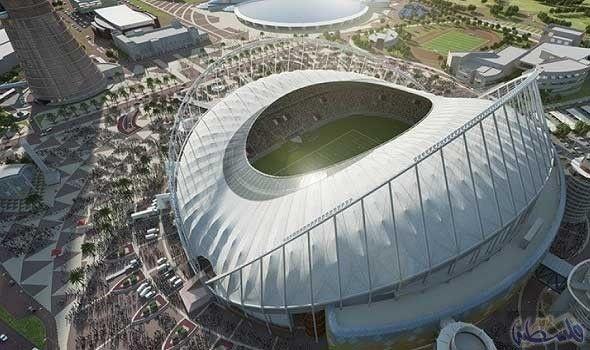 خبراء يتخوفون من تأثير الأزمة الدبلوماسية على استضافة مونديال 2022 Qatar World Cup Stadiums World Cup Stadiums Stadium Architecture
