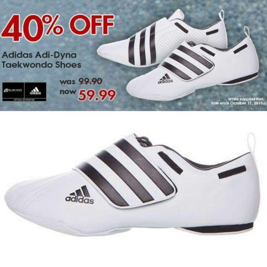 cheap for discount 6660c 0ebe4 Martial Arts · Get them before they re gone! 40% off Adidas Adi-Dyna