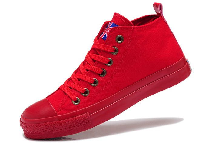 UK Union Flag Mid Tops Chuck Taylor All Star