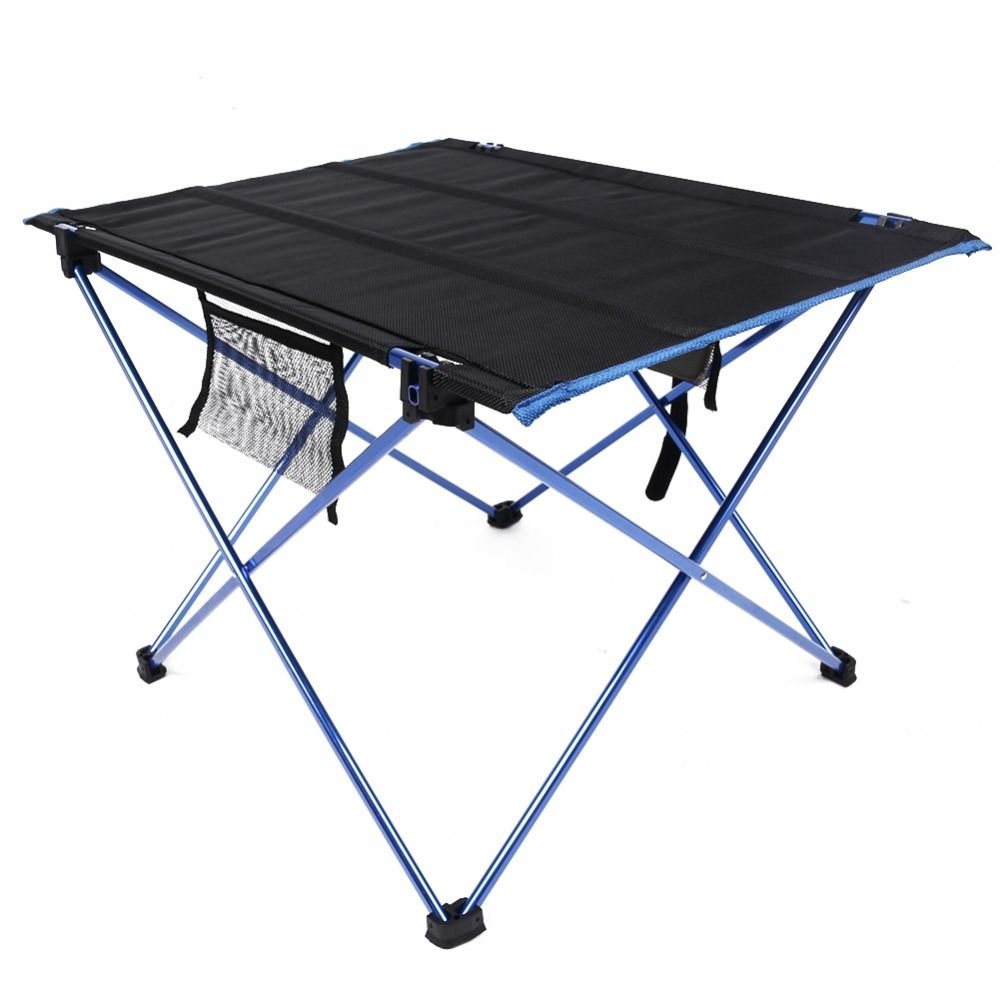 Portable Pliable Table En Alliage D Aluminium Ultra Leger Camping En Plein Air Plage Bain De Soleil Pique Nique Talonnage Bbq Diner Fold Chaise Camping Picnic Table Foldable Table Aluminum Table