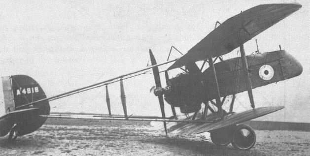 Royal Aircraft Factory FE9