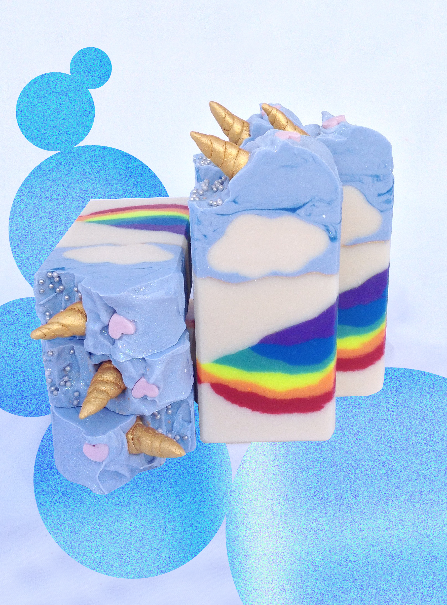 This Unicorn Bath Soap Has Us Believing In Magic | Unicorns, Bath ...