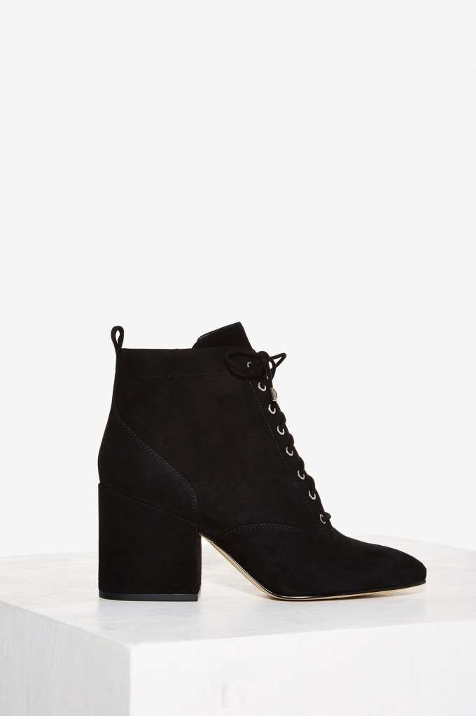 Sam Edelman Tate Vegan Suede Boot - Shoes   Boots + Booties   Romantic Revolution