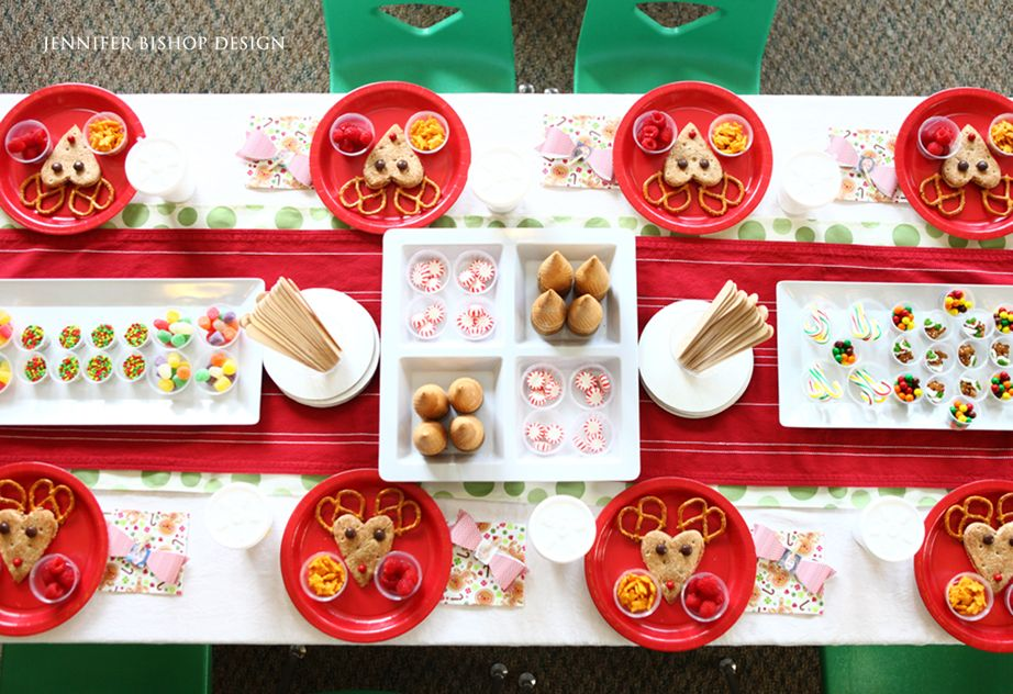 childrens christmas party ideas