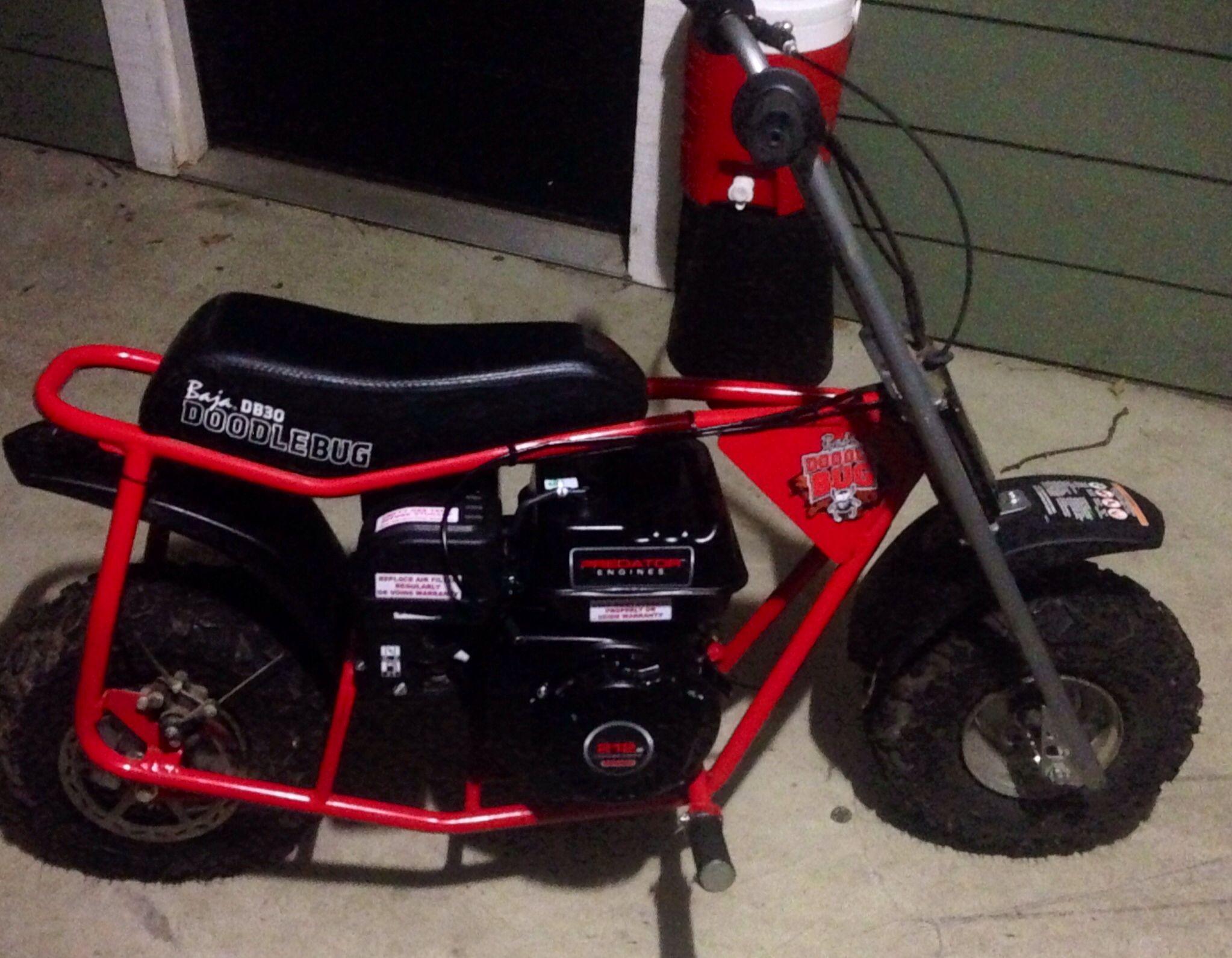 DB30 with predator 212 | Rante's Garage | Vehicles, Garage, Motorcycle