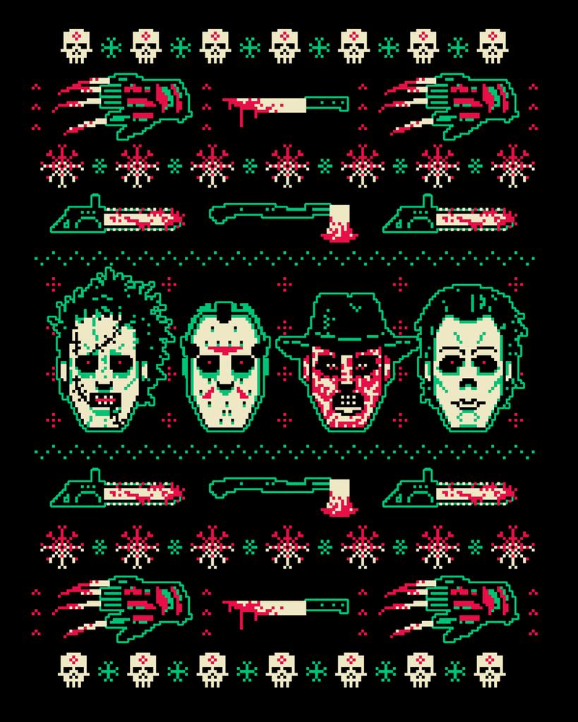 Green Horror Movie Wallpaper