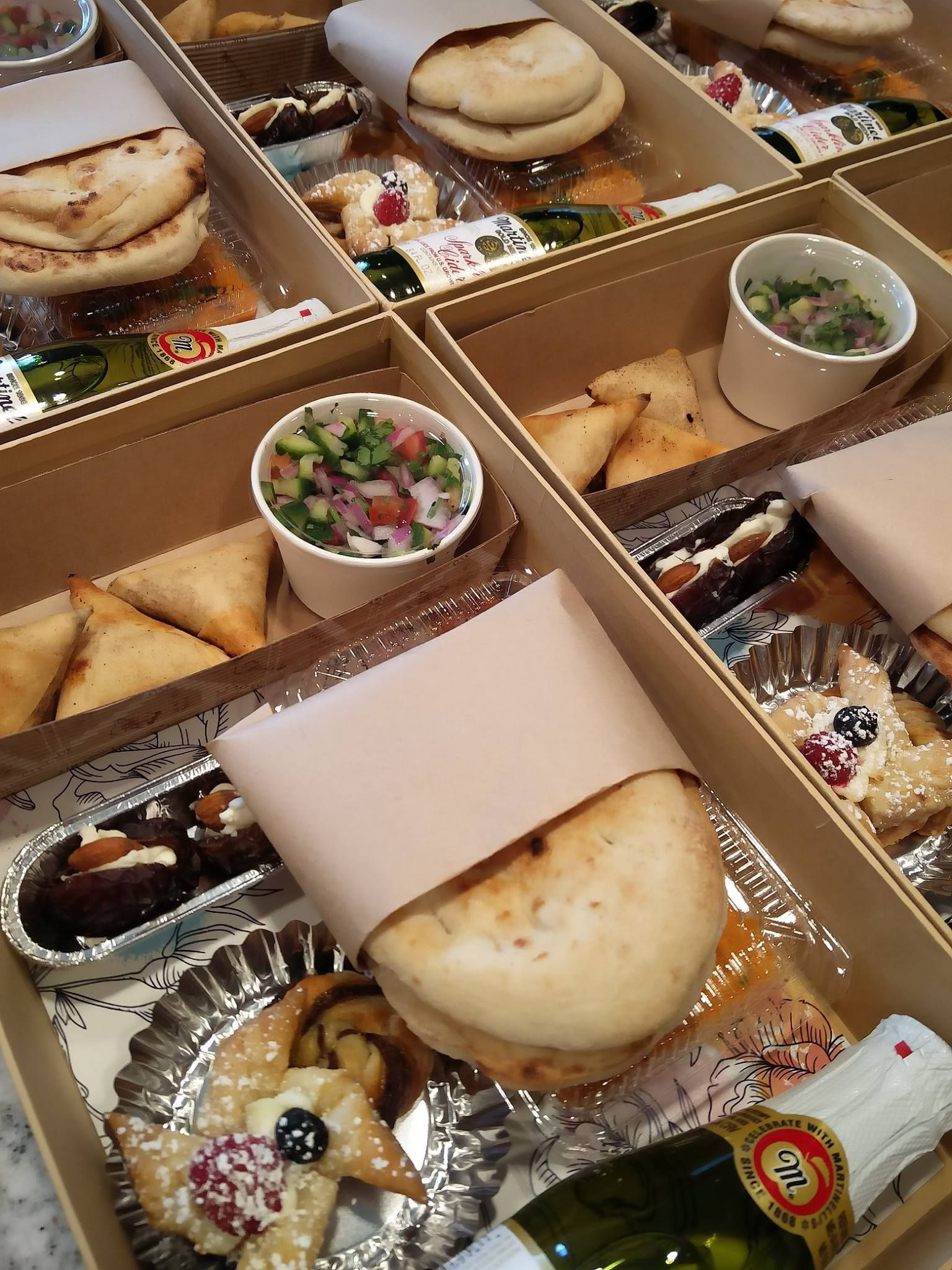 Ramadan Iftar Boxes For Neighbors Ramadan Recipes Iftar Iftar