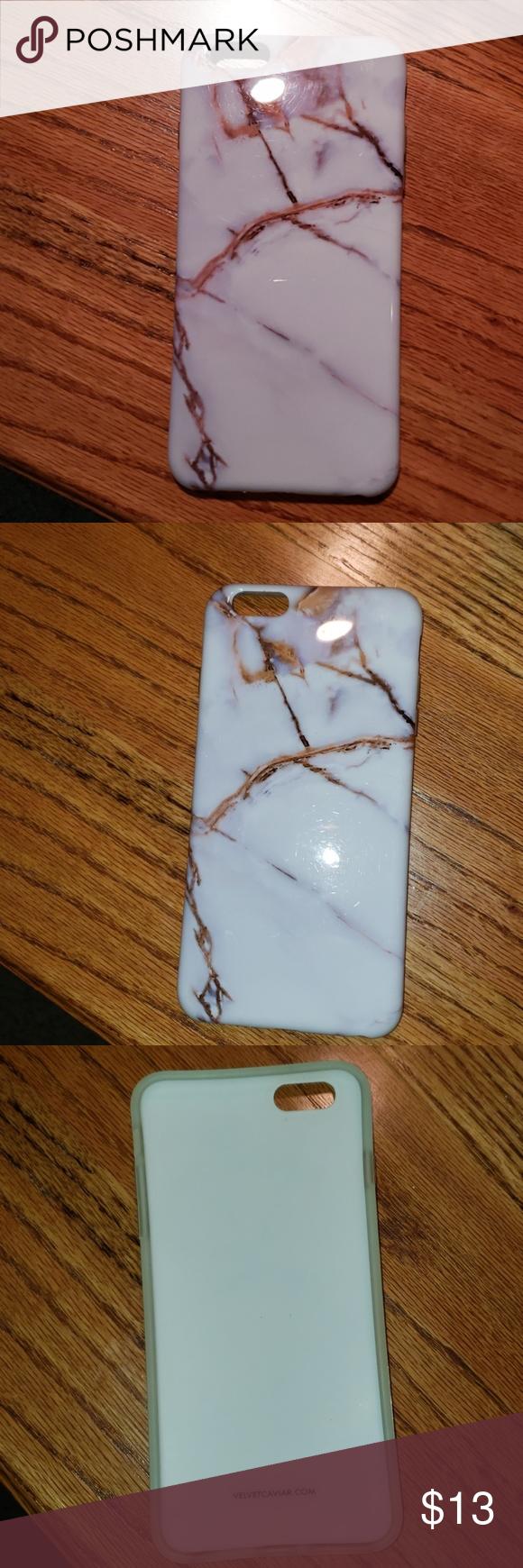 Iphone 6 Plus Velvet Caviar Case White Marble Iphone 6