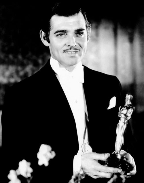 """""""Clark Gable gave his Oscar for It Happened One Night (1934) to a child who admired it, telling him it was the winning of the statue that had mattered, not owning it."""""""