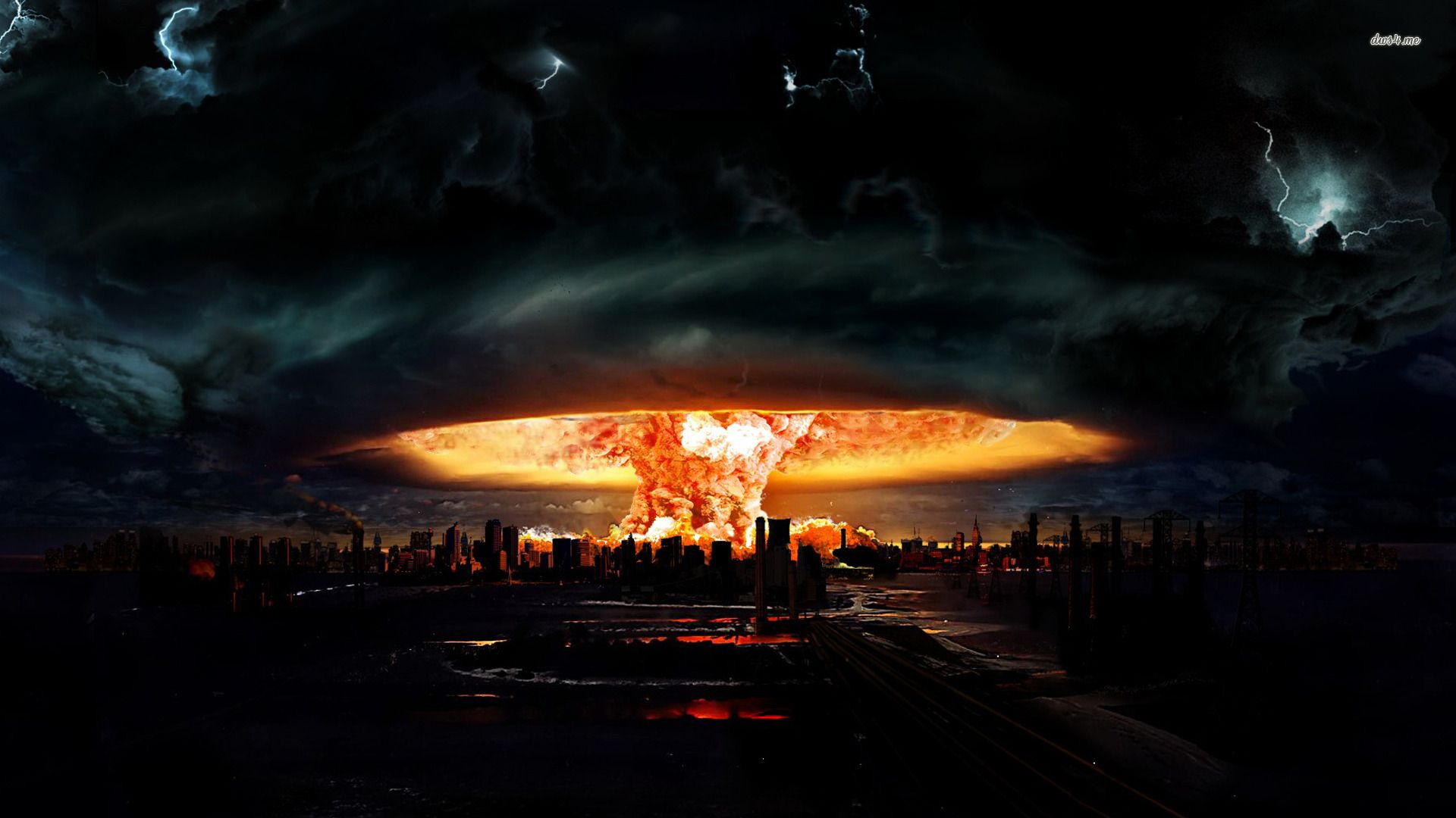 35 Extraordinary End Of The World Inspired Artworks Apocalypse
