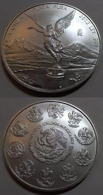 mexico libertad silver coin